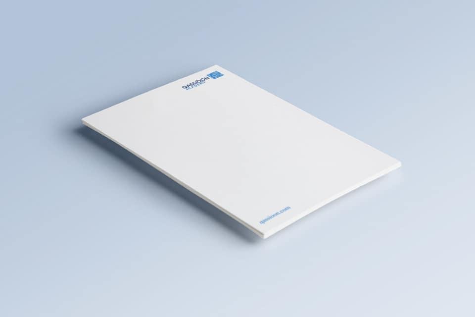 أنواع الورق المستخدم في طباعة الأوفسيت